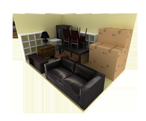 10'x15' Storage Unit
